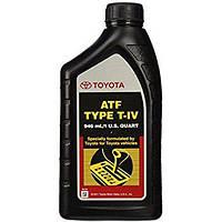 Масло трансмісійне ATF T4 (1QT), TOYOTA (00279-000 T4)
