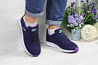 Кроссовки женские Adidas Neo код товара SD-4845. Фиолетовые