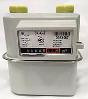 Счетчик газа G 4 T Elster (Германия) мембранный  с термокорректором