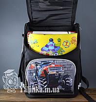 Рюкзак каркасный  PG-11 Extreme power 554543  Smart, фото 3