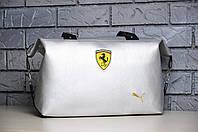 Женская кожаная сумка Puma Ferrari