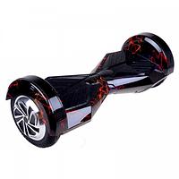 "Гироскутер Smart Balance Elite Lux 8"" Красная Молния +Сумка +Баланс +Апп (Гарантия 12 Месяцев)"