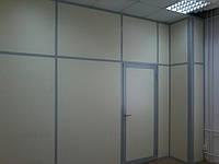 Алюминиевые офисные перегородки Киев