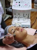Алмазная микродермабразия Харьков; аппаратная косметология; пилинг; морщины