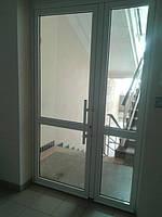 Алюминиевые двери Киев