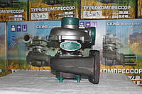 Турбокомпрессор ТКР 6.02 Зил Бычок, Д-245