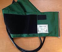 Манжет тканевой с кольцом и камерой 2-х трубочной для механических тонометров, обхват 25-36 см, Medicare