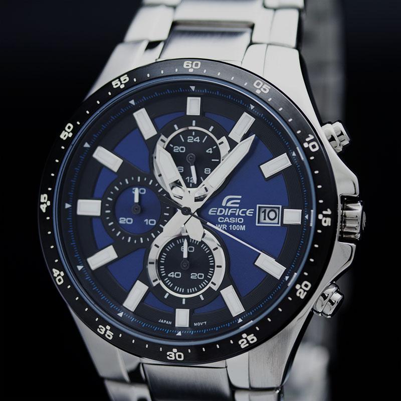 Часы Casio Edifice EFR-519D-2A
