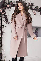 Классическое  женское пальто  ДАНИЕЛЬ