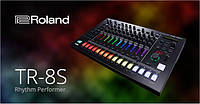 Roland TR-8S – ритм-машина нового покоління