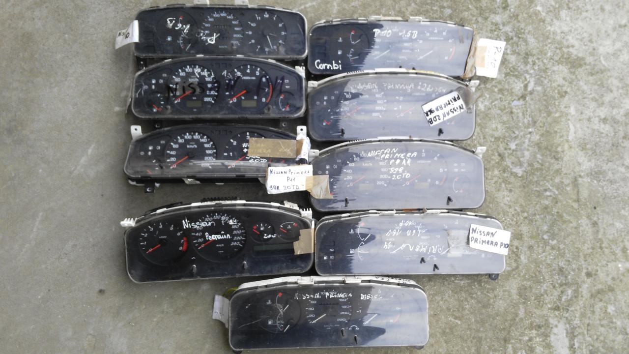 Панель приладів/спідометр Nissan Primera P10,P11