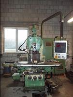 Вертикально фрезерный станок HECKERT FSS 400 V/2