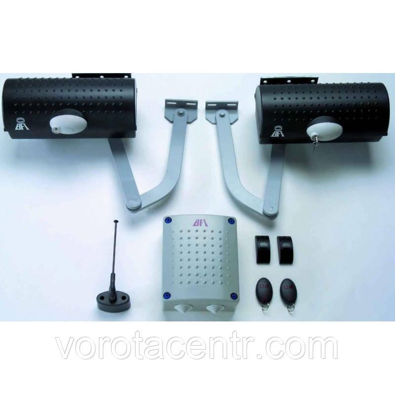 Комплект автоматики для розпашних воріт BFT IGEA kit