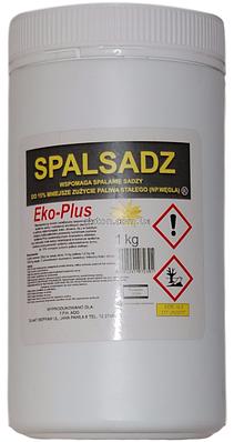 Катализатор для сжигания сажи в банке Spalsadz 1 кг