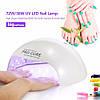 72W / 36W Большая UV LED лампа для ногтей