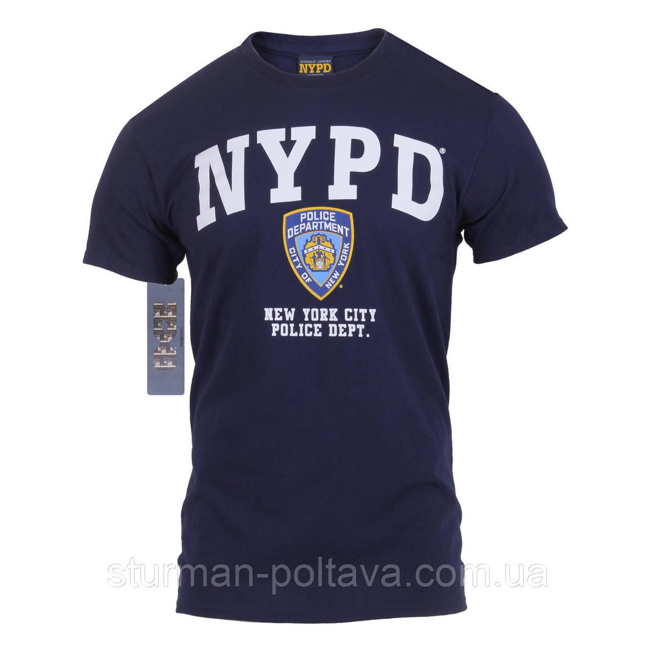 be83e83f6acc9 Футболка полиции