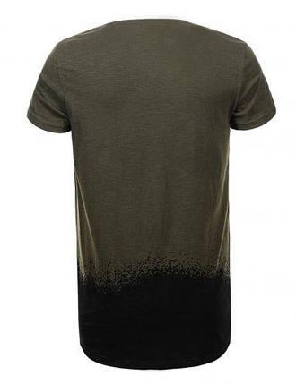 Мужская футболка  GLO-STORY AS18 MPO-5457 Military, фото 2
