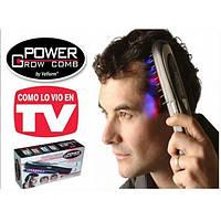 Лазерная расческа Power Grow Comb с набором для маникюра, фото 1