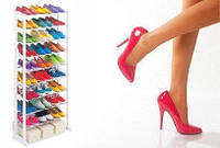 Полка для обуви Amazing Shoe Rack  на 30 пар, фото 1