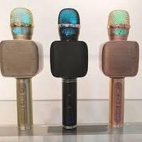 Беспроводной портативный караоке микрофон с колонкой Magic Karaoke SU YOSD YS 68, фото 1
