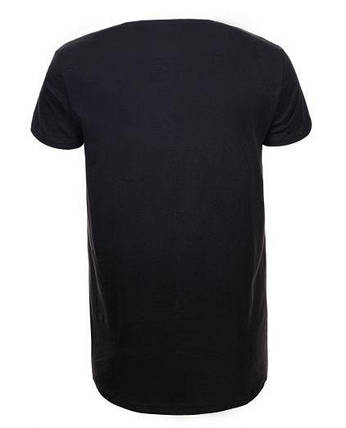 Мужская футболка  GLO-STORY AS18 MPO-5396 черная, фото 2