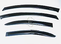 Дефлекторы окон HONDA Civik Седан 2006-2011 (на скотче) ветровики Хонда Цивик