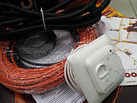 Кабель нагревательный (двужильный) Fenix, 6,9 м.кв. (Акционная цена с регулятором)