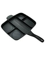 Инновационная Универсальная Антипригарная Сковорода Гриль Magic Pan
