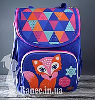 Рюкзак каркасный  Smart 554505 PG-11 Fox, 31*26*14