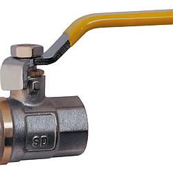 SD Шар.кран 1 1/2 РГШ газ   SD605G40