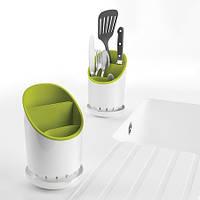 Подставка для ножей универсальная Dock cutlery drainer and organiser