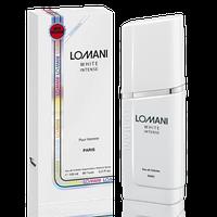 Мужская туалетная вода Lomani White Intense 100ml. Parour