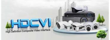 HDCVI видеокамеры Dahua