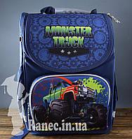 Рюкзак каркасный  Smart 554523 PG-11 Monster truck,