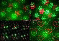 Лазерный проектор Big Dipper S09C. 4 эффекта!, фото 1
