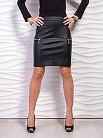 Короткая стильная юбка , фото 1