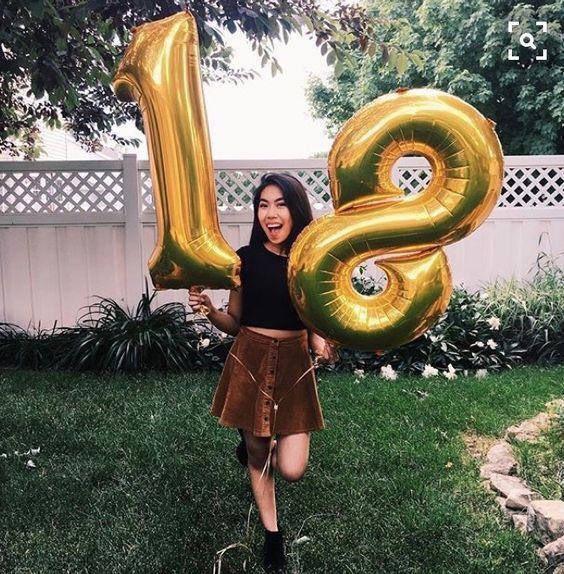 """Фольгированные шары цифры 40"""" (100 см)"""