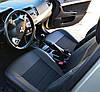Чехлы на сиденья Mitsubishi Lancer X 2L (2007-2011), фото 2