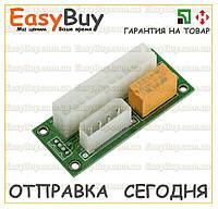 Синхронизатор блоков питания ATX ADD2PSU molex молекс райзер riser, фото 1