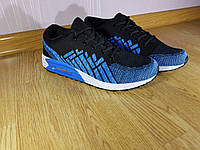 Кроссовки мужские Black-Blue 15