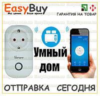 Дистанционная Wi-Fi розетка c таймером S20 для ANDROID, iOS eWeLink Itead Sonoff riser райзер майнинг