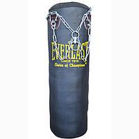 Кожаный мешок для бокса Everlast 90*30см
