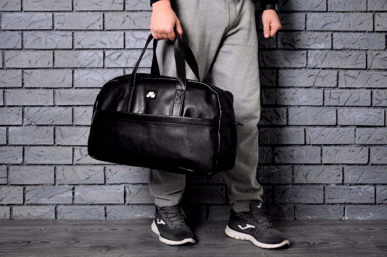 95c2972083f2 мужская кожаная сумка Nike в категории спортивные сумки на Bigl