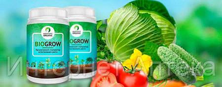 BioGrow удобрение для огорода,Биоудобрение BioGrow