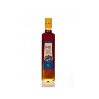Льняное c экстрактом тыквенных семечек масло 500 мл