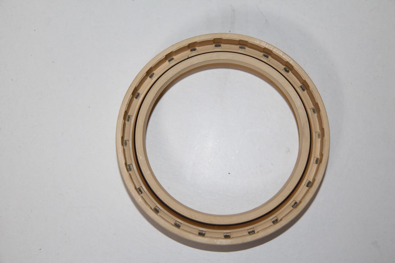 Манжета армированная двухкромочная (сальник) 2.2-105х130х12 силикон TC