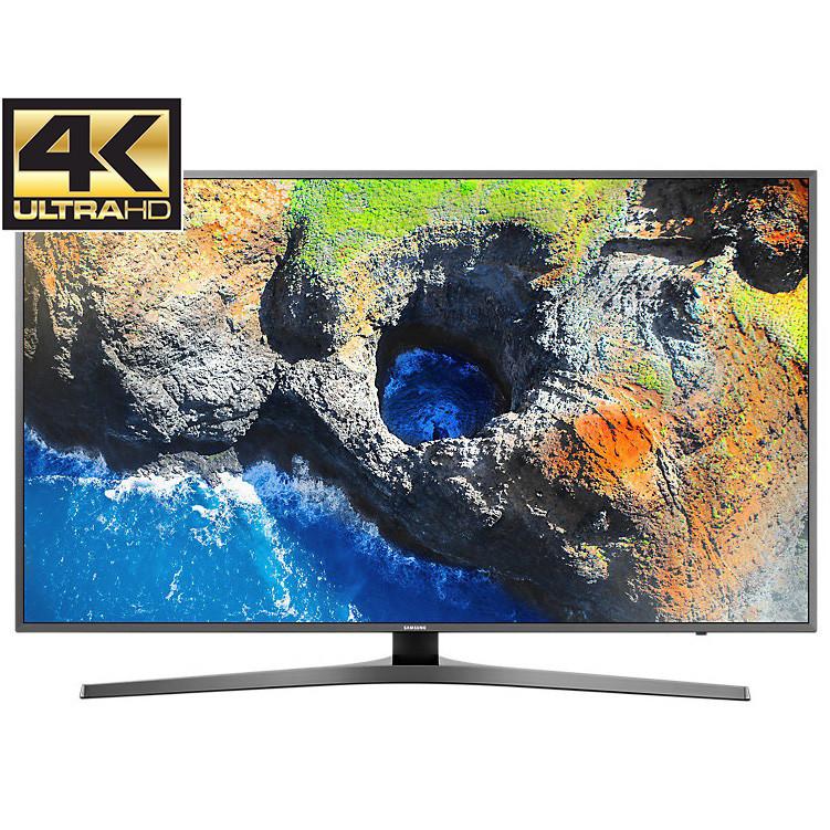 Телевизор Samsung UE55MU6472 (Ultra HD 4K, PQI 1600 Гц, SmartTV, Wi-Fi, DVB-C/T2/S2)