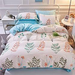 Комплект постельного белья Травы (полуторный) Berni Home