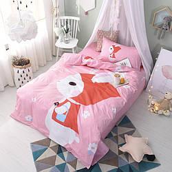 Комплект постельного белья Красная Шапочка (полуторный) Berni Home