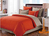 Комплект постельного белья Love You Сатин JT-12 двуспальный - евро
